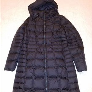 women The north face jacket black size L